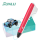 popular 3 d doodle printing graffiti drawing printer support pen 3d toys