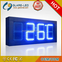 24'' Optoelectronic Displays led sign board