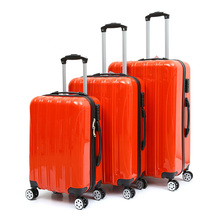 Brevet Spinner Roues ABS PC Voyage Valise Valise <span class=keywords><strong>Ensemble</strong></span>