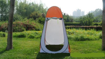 Portable Camping Toilet : Outdoors portable camping toilet pop up tent privacy shower