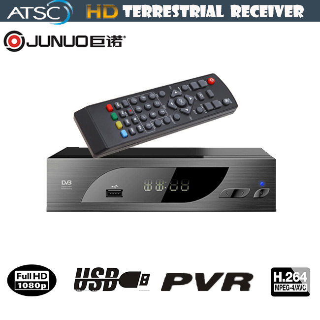 TDT DVB-T H.264 Digital Mini Scart Dvb T2สำหรับสเปน