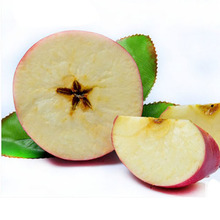New Chinese Organic Green Star Apple Fruit