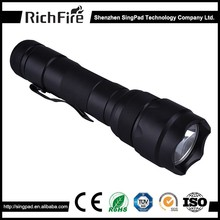 Outdoor flashlight LED cold light line