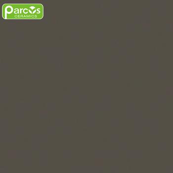 Dark Brown Mono Color Rustic Ceramic Floor Tile 60x60