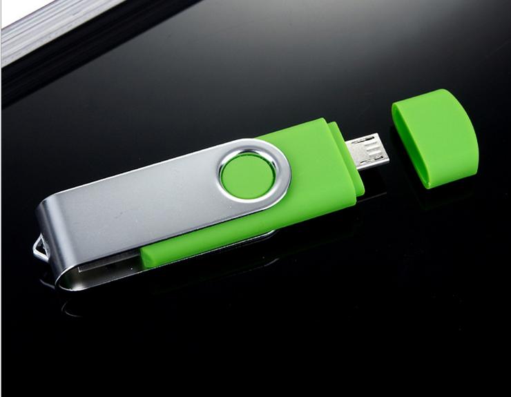 Best Price 8GB Dual Port Android Usb Drive OTG Usb Flash Drive фото