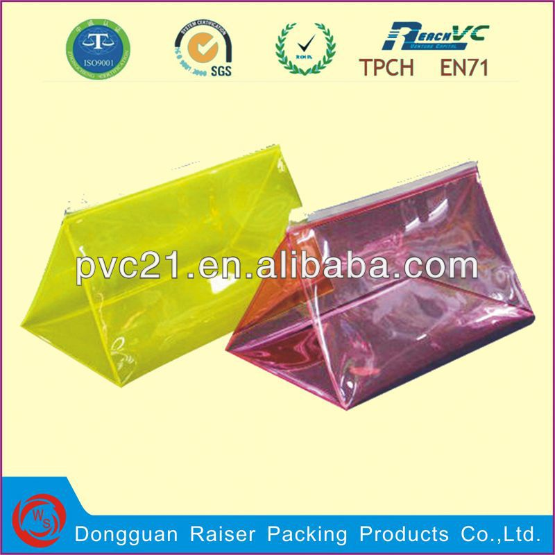 Promotion pvc pipe handle bag