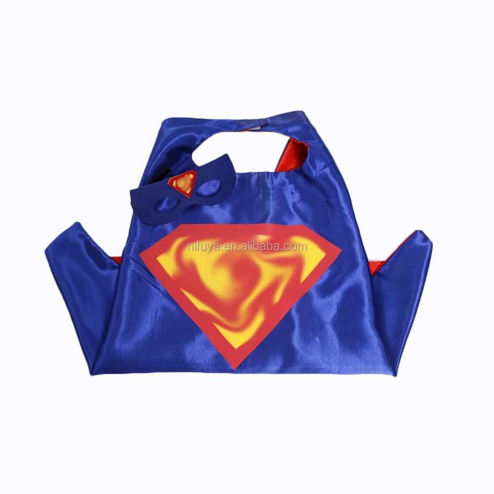 スーパーヒーロー子供岬とマスクスーパーヒーローコスチュームファンシードレスアップ