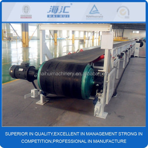 High efficiency Air cushion type belt conveyor machine