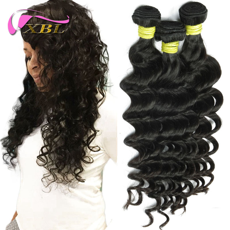 XBL New Arrival Virgin Loose Body Human Hair Indian Vergin Remy Hair