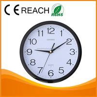 digital wall clock 10 inches plastic wall clock Factory China