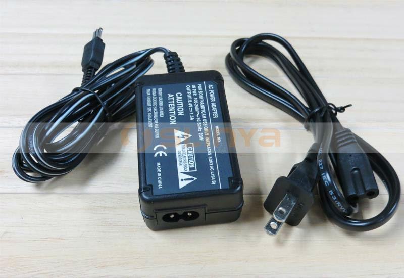 Fuente de alimentación para SONY DCR-HC53E DCR-HC94E DCR-HC96E DCR-PC1000E