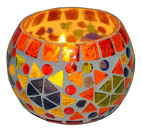 Decorative Indian Wholesaler of Decorative Glass Candle Holder