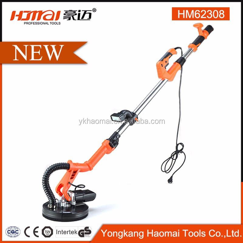 sell well giraffe machine drywall with vacuum sander