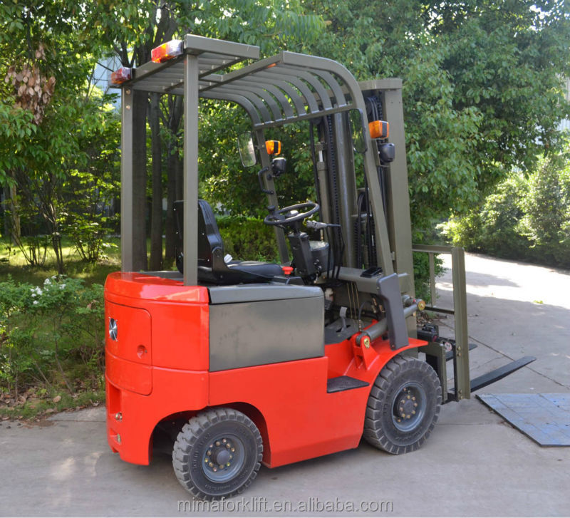 MIMA new electric forklift 3000KG electric utility vehicles