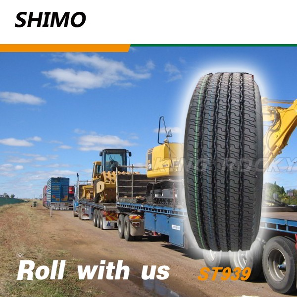 Highway and common road used truck tires 12r22.5 hot sale in europe