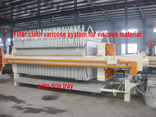 Coal Washing Used Solid And Liquid Suspension Filter Press Extendable Cloth Machine