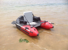 Individual Inflatable Belly Boat Fishing Boat