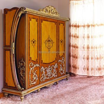 Luxus Französisch Rokoko Schlafzimmer Kleiderschrank/antik Intarsien ...