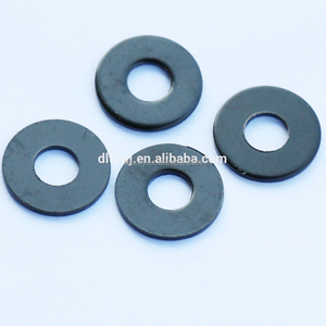Manufacturer Supply Colored Metal Black Zinc Flat Washers