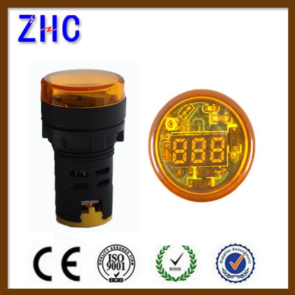 Generator Ad16 22mm Led Indicator Light Mini Digital Voltmeter For ...