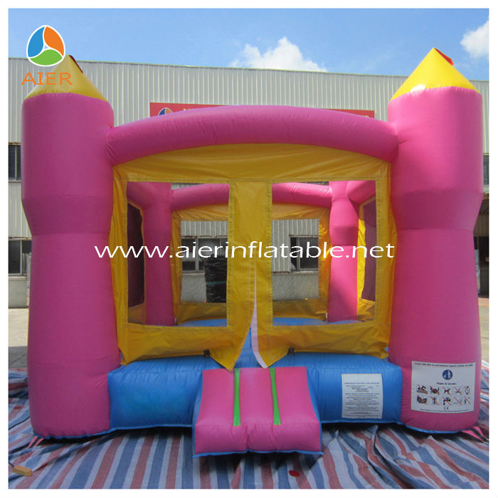Hot sell inflatable bouncer for girls