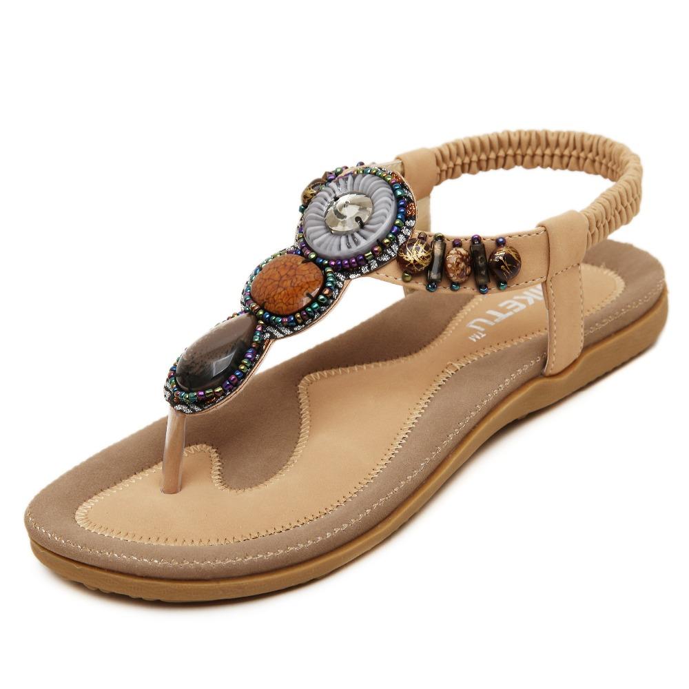 Bebe Flat Shoes