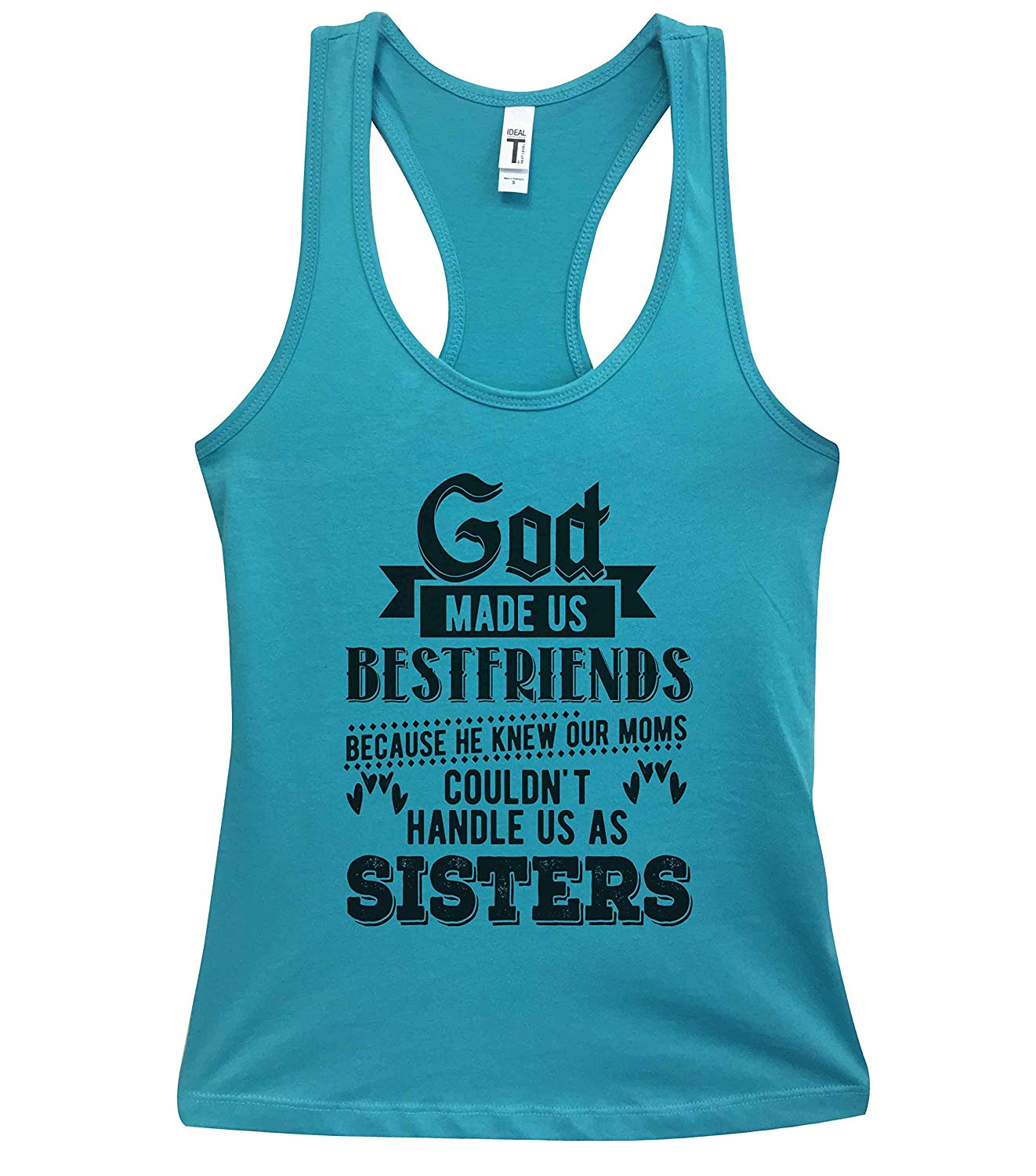 Buy Best Friend Quote T Shirts God Made Us Best Friends Cute