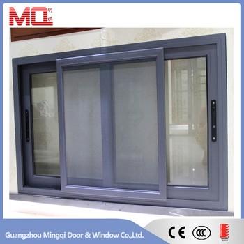 Powder coated aluminum sliding windows for price for Window design in philippines
