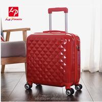 Custom made luggage custom design luggage made in China