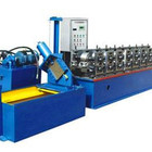 Double C and U Channel Light Steel Roll Forming Machine to Make Drywall Profiles