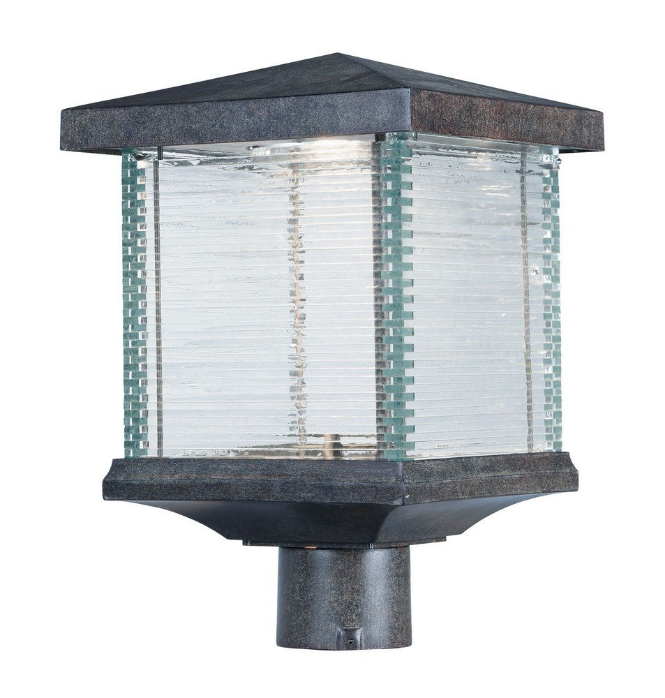Maxim Lighting 55735CLET Triumph LED Outdoor Pole/Post Mount, Earth Tone