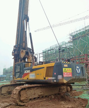 Used XCMG ROTARY DRILLING RIG XR280D Used Rig for Sale