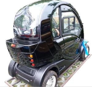 china green transporter Q POD four wheel electric mobility scooter 60V1000W with wholesale price for sale to UK USA market