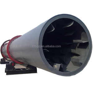 Paddy Dryer Machine/ Rotary Drum Dryer's Price/Wood Sawdust Dryer