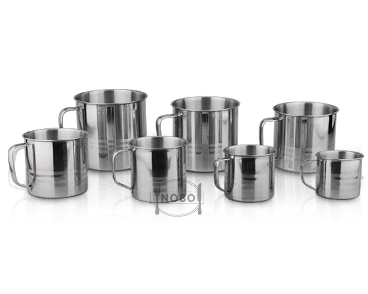Metal arabic high quality stainless steel tea cup sets with cover