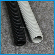 pvc tube conduit pipe with clamp plastic flexible hose price