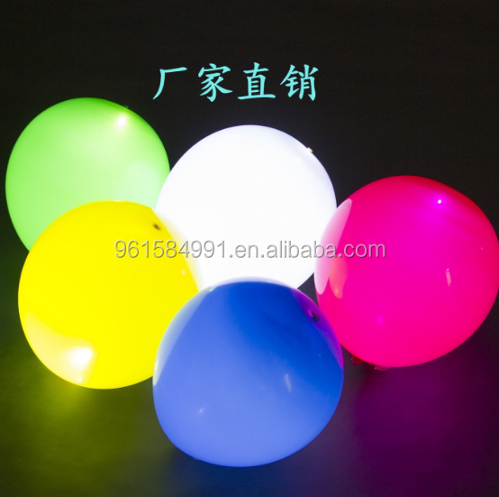 Hot sell LED inflatable big ball / led inflatable decorating christmas big ball