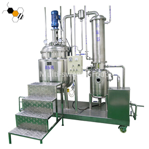 New style bee filter honey thickening equipments honey processing machine manufacturers