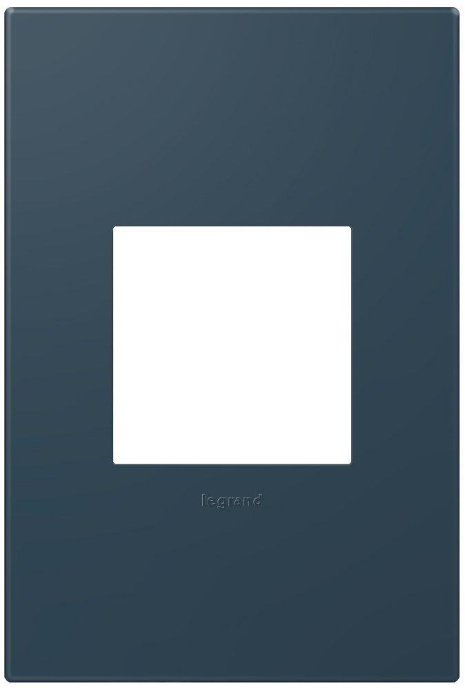 Get Quotations · adorne Soft Touch 1-Gang Felt Green Wall Plate 0b05e5e0a
