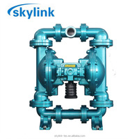 chemical air operated double diaphragm pump for slurry