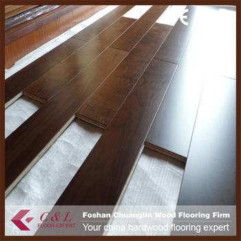 Walnut Easy Install Wood Flooring Click Lock Installation