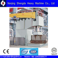 High Speed Durable 630KN Automatic Number Plate Press Machine