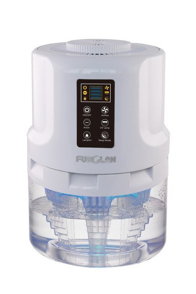 Water Based Air Cleaner : Best selling water based office air purifier with
