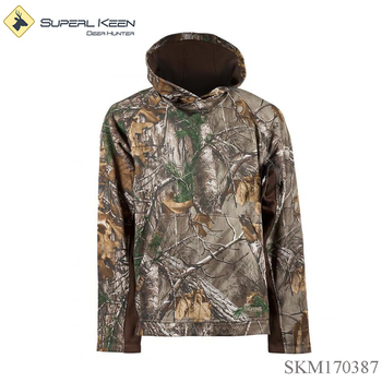 992bdf2317cee Outdoor Polyester Men's Breathable Apparel Ranger Performance Pullover  Hoodie