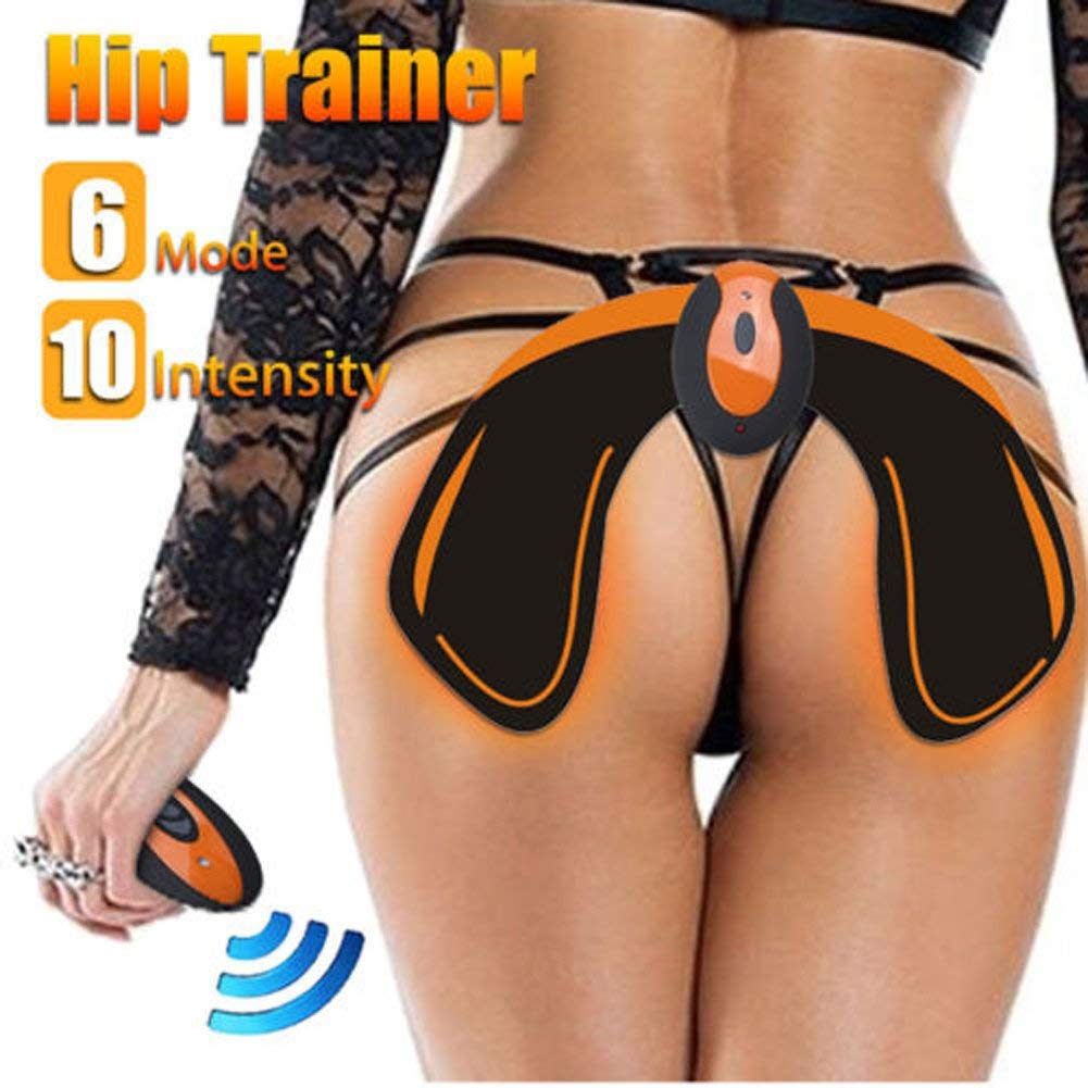 wireless buttock muscle trainer smart wearable ems buttocks trainer wireless ems fitness equipment butt hip trainer muscle ems