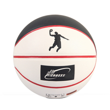 High Quality Size 7 Rubber Custom Basketball