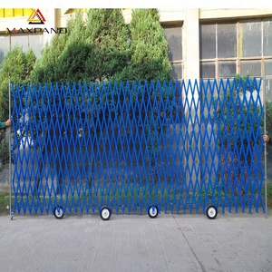 Aluminum Expanding Accordion Gates Doors