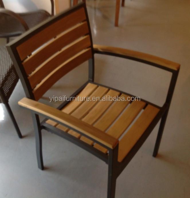 Bois Tube De Yc063 Industrielle Et Carré Accoudoir Buy Vintage Métal Forte En Avec Chaise chaise Métal Jardin chaise nNv0w8mO