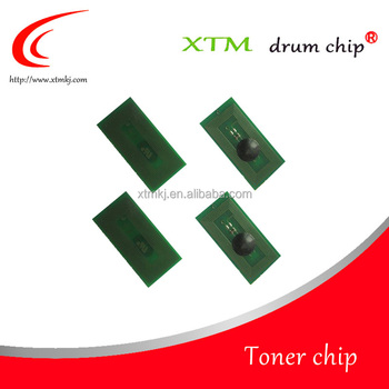 Compatible for ricoh Aficio MPC 5501 toner chip RIC5501 K C M Y cartridge  count reset metered chips, View for ricoh toner cartridge chips, XTM  Product