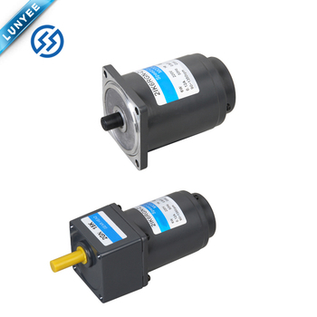 Small Reversible Ac Motor Electric 6w 60mm 100v 110v 120v 220v 230v